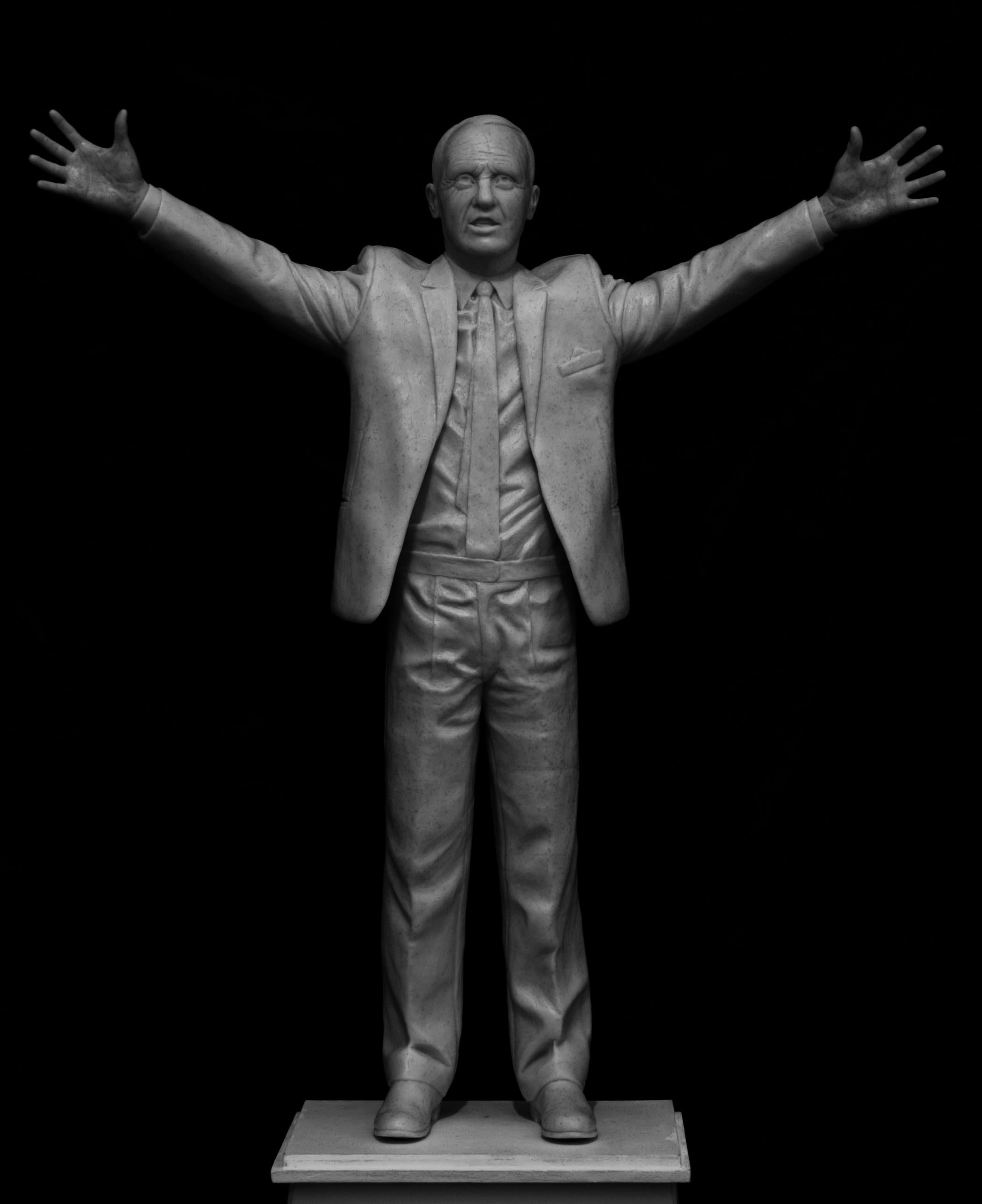 Bill Shankly Statue